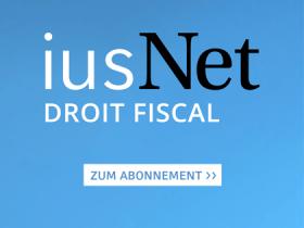 iusNet Droit Fiscal