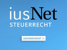 iusNet Steuerrecht